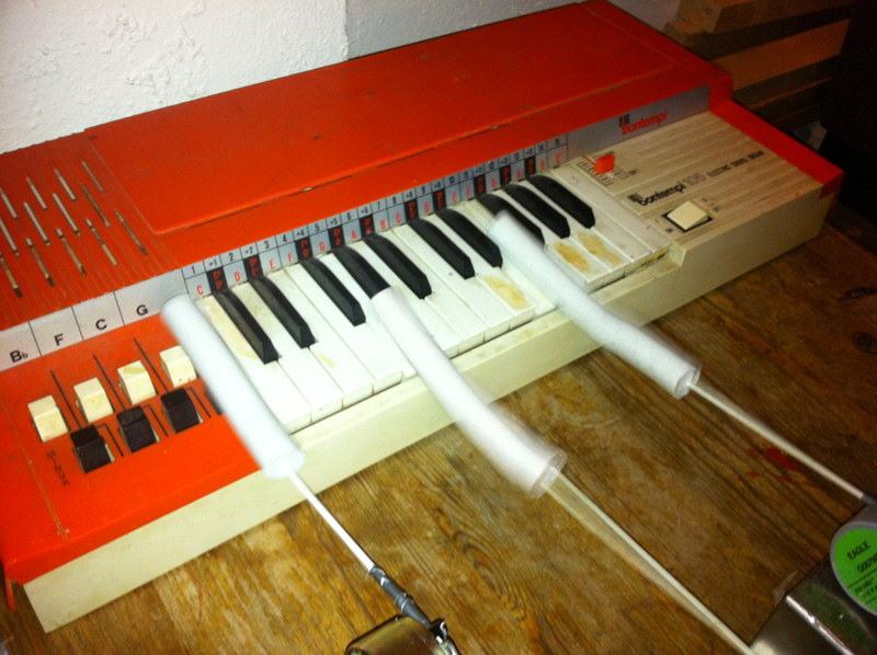 Dean Kenning Keyboards