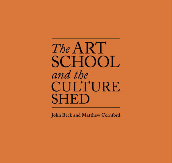 art school and culture shed