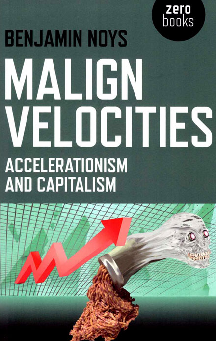 malign velocities cover artwork dean kenning